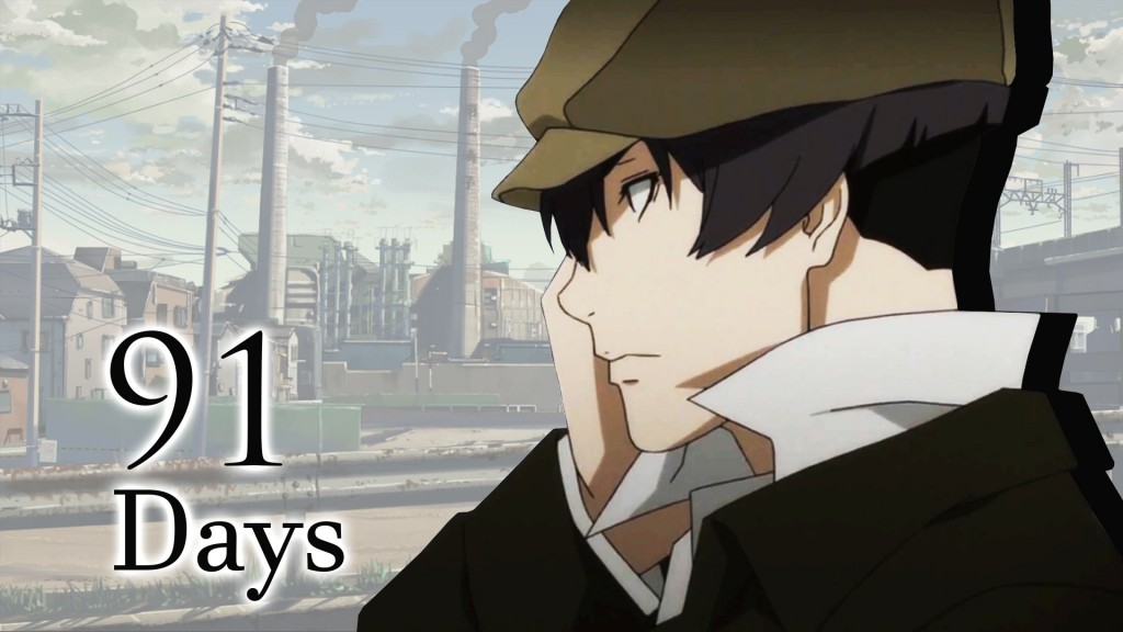 91 Days wallpapers HD