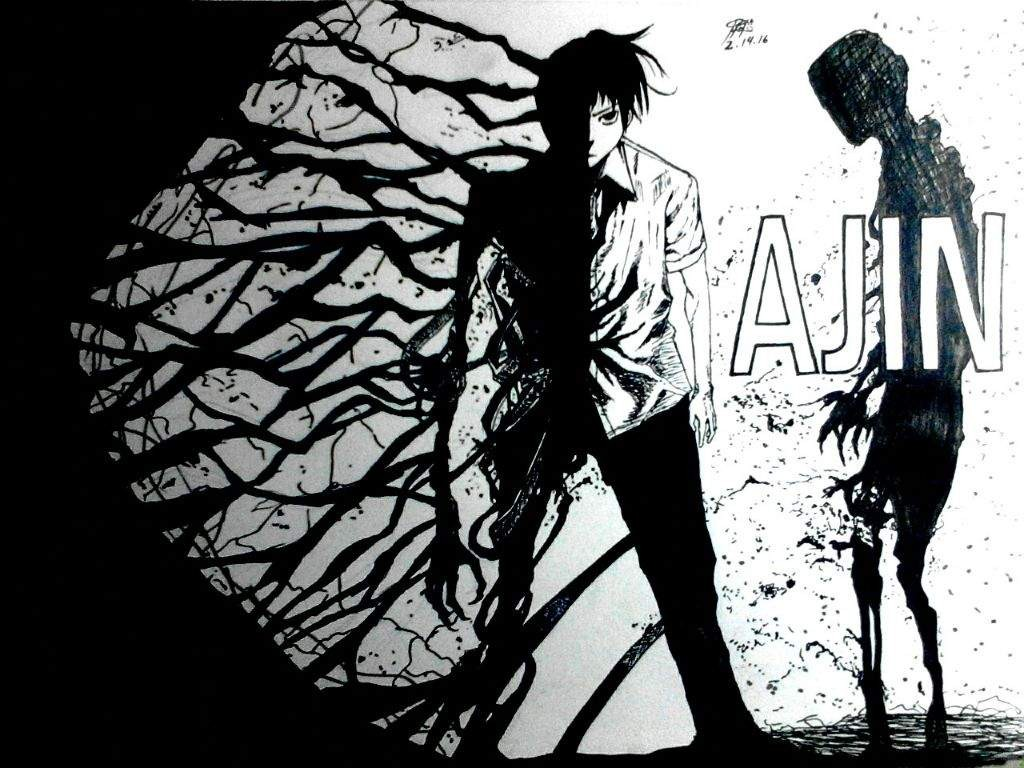 Ajin wallpapers HD