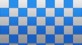 Blue Squares Image