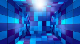 Blue Squares Wallpaper Gallery