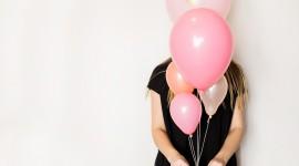 Bouquet Balloons Wallpaper