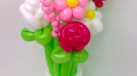 Bouquet Balloons Wallpaper For Mobile