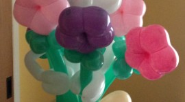 Bouquet Balloons Wallpaper For Mobile#1