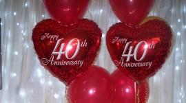 Bouquet Balloons Wallpaper Free