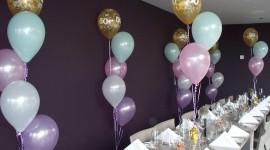 Bouquet Balloons Wallpaper Full HD
