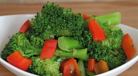 Broccoli Dishes Wallpaper Download