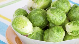 Brussels Sprouts Wallpaper For PC