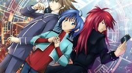 Cardfight Vanguard Best Wallpaper