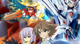 Cardfight Vanguard Wallpaper For IPhone