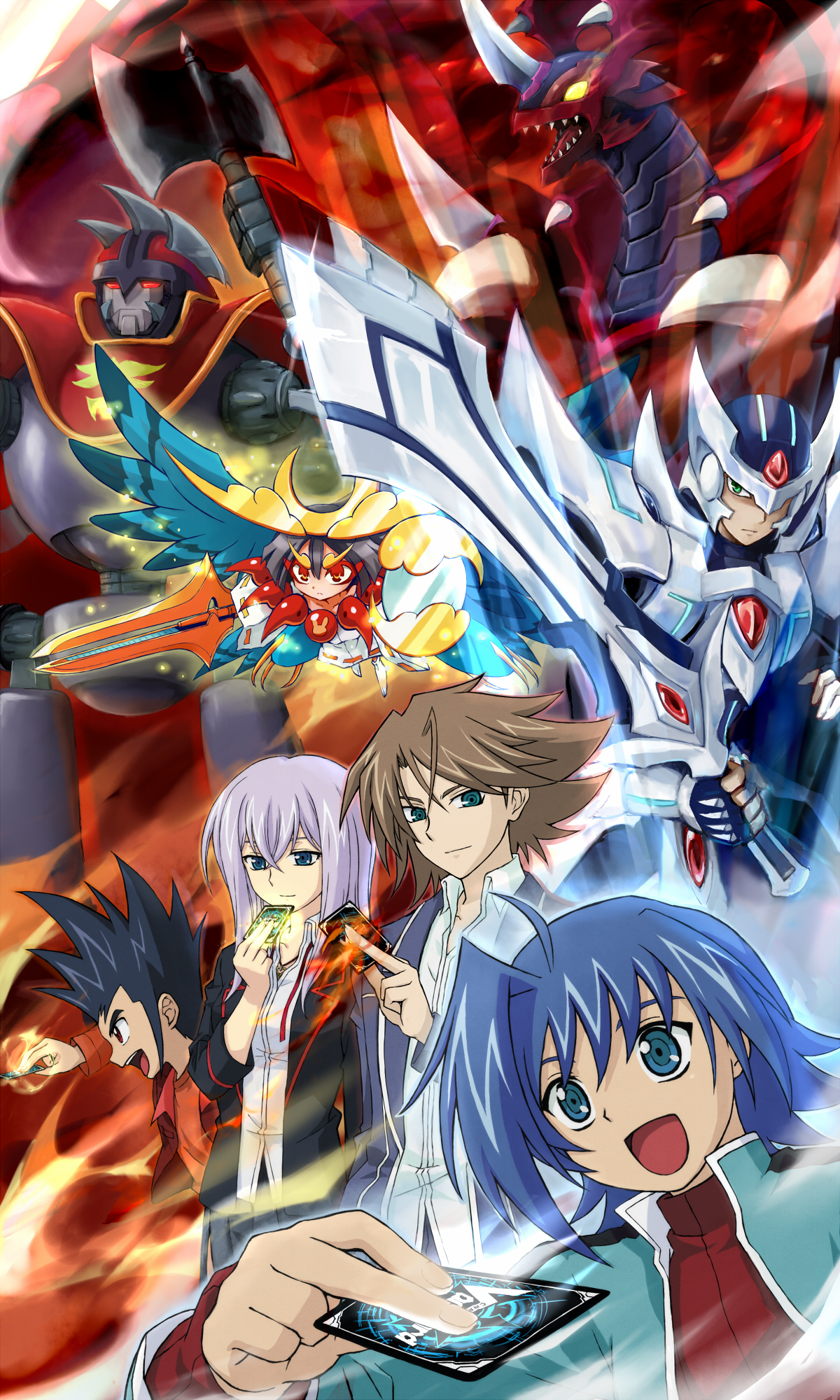 Cardfight Vanguard Wallpapers High Quality