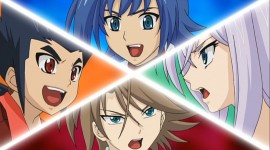 Cardfight Vanguard Wallpaper Full HD