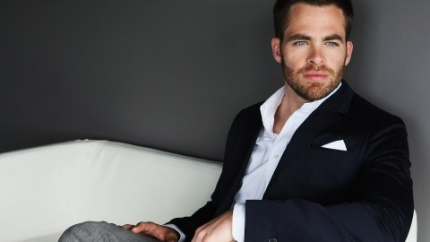 Chris Pine wallpapers high quality