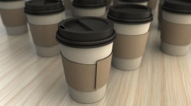Coffee Cups Wallpaper 1080p