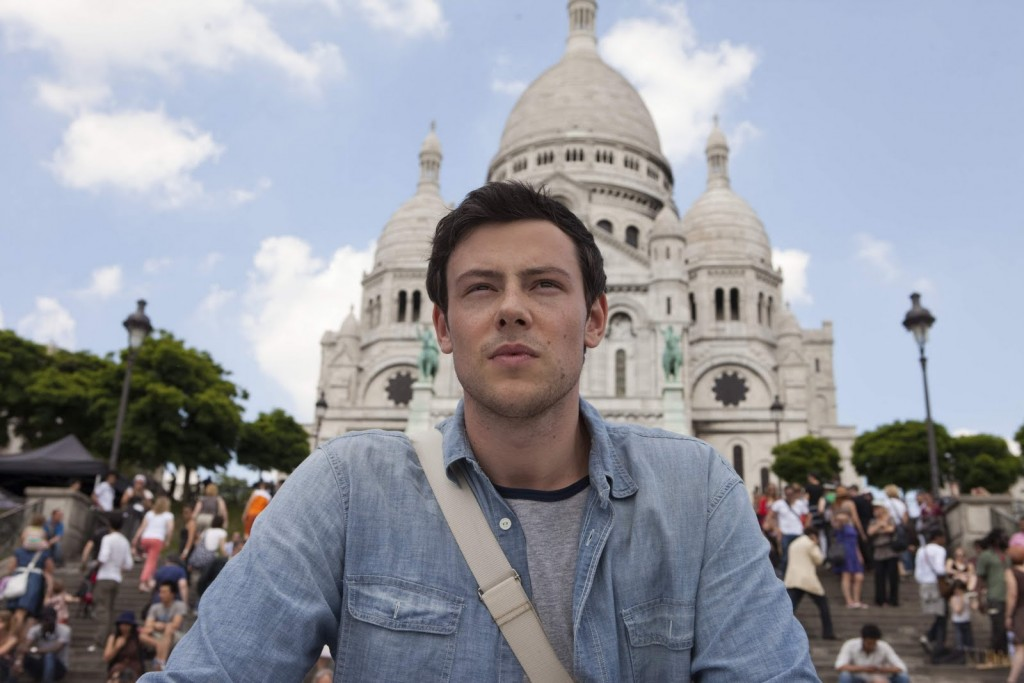 Cory Monteith wallpapers HD