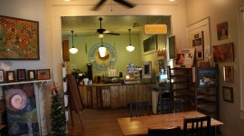 Cozy Cafe Photo Download