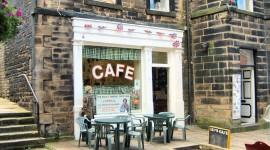 Cozy Cafe Wallpaper Download