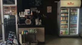 Cozy Cafe Wallpaper Free
