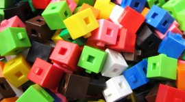 Cubes Desktop Wallpaper