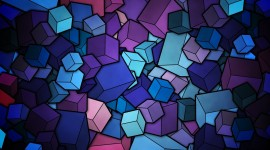 Cubes Wallpaper 1080p#2