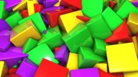 Cubes Wallpaper For Desktop