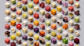 Cubes Wallpaper HQ