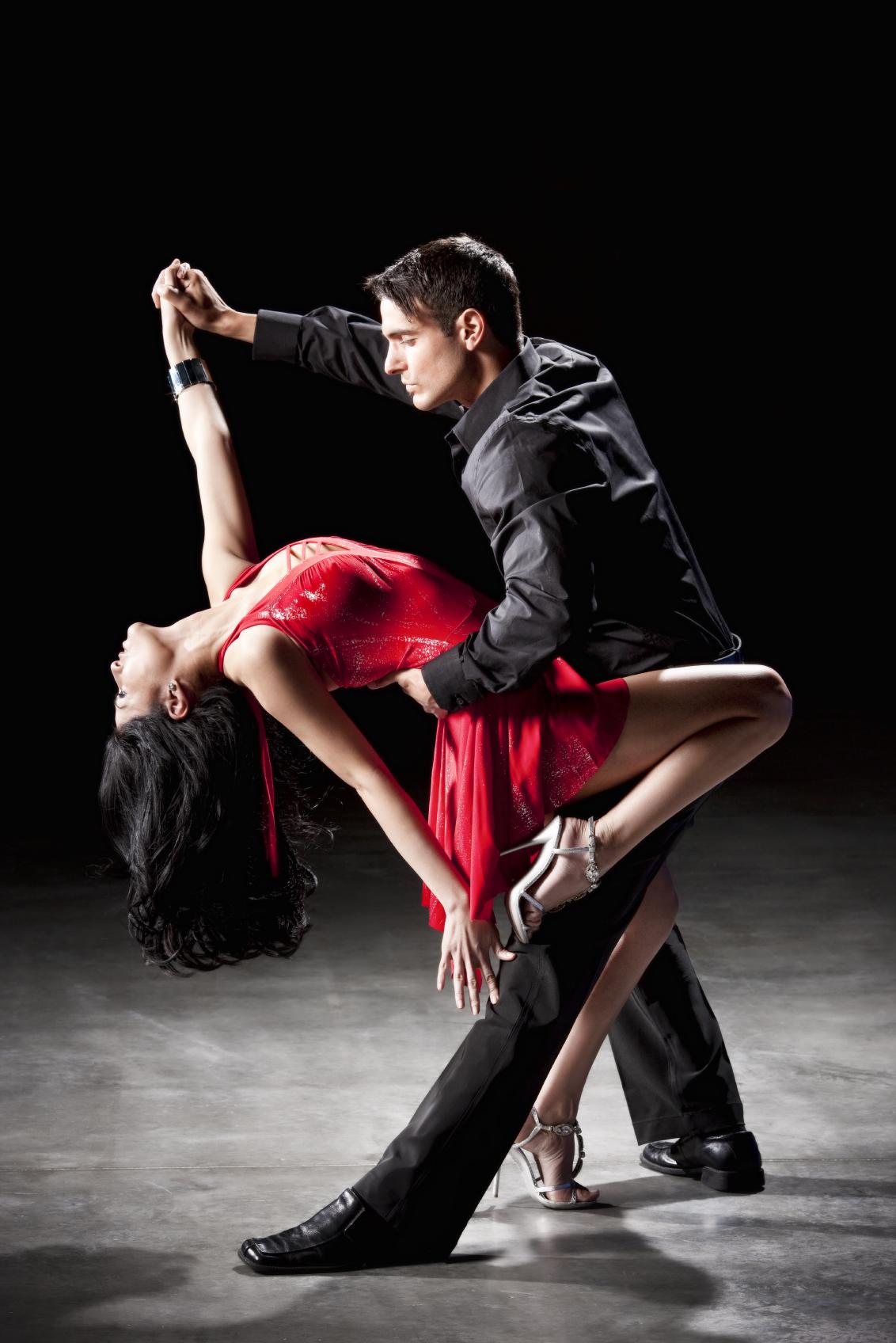 Free salsa dance video