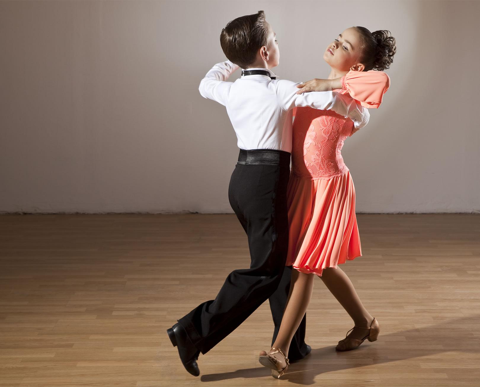 Парные танцы для нового года