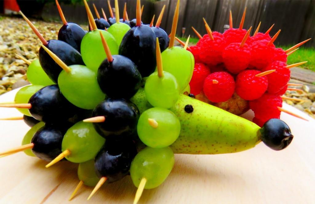 Fruit Hedgehog wallpapers HD
