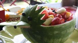Fruit Hedgehog Wallpaper Gallery