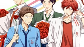 Gekkan Shoujo Nozaki-Kun Photo Free