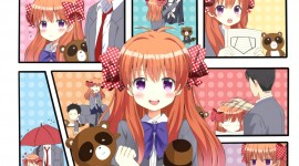 Gekkan Shoujo Nozaki-Kun Picture Download
