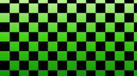 Green Squares Wallpaper For PC