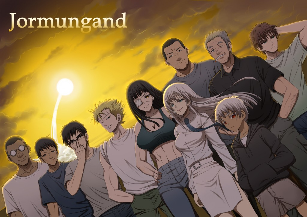 Jormungand wallpapers HD