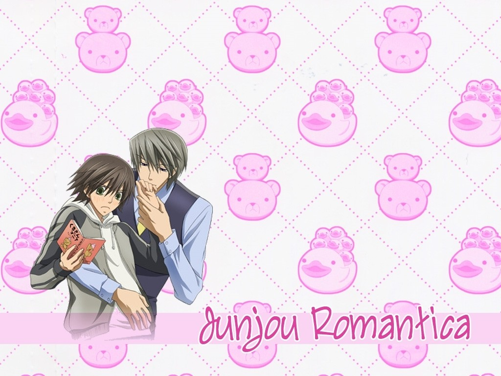 Junjou Romantica wallpapers HD