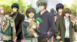 Junjou Romantica Wallpaper Full HD