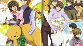 Junjou Romantica Wallpaper Gallery