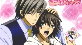 Junjou Romantica Wallpaper HQ