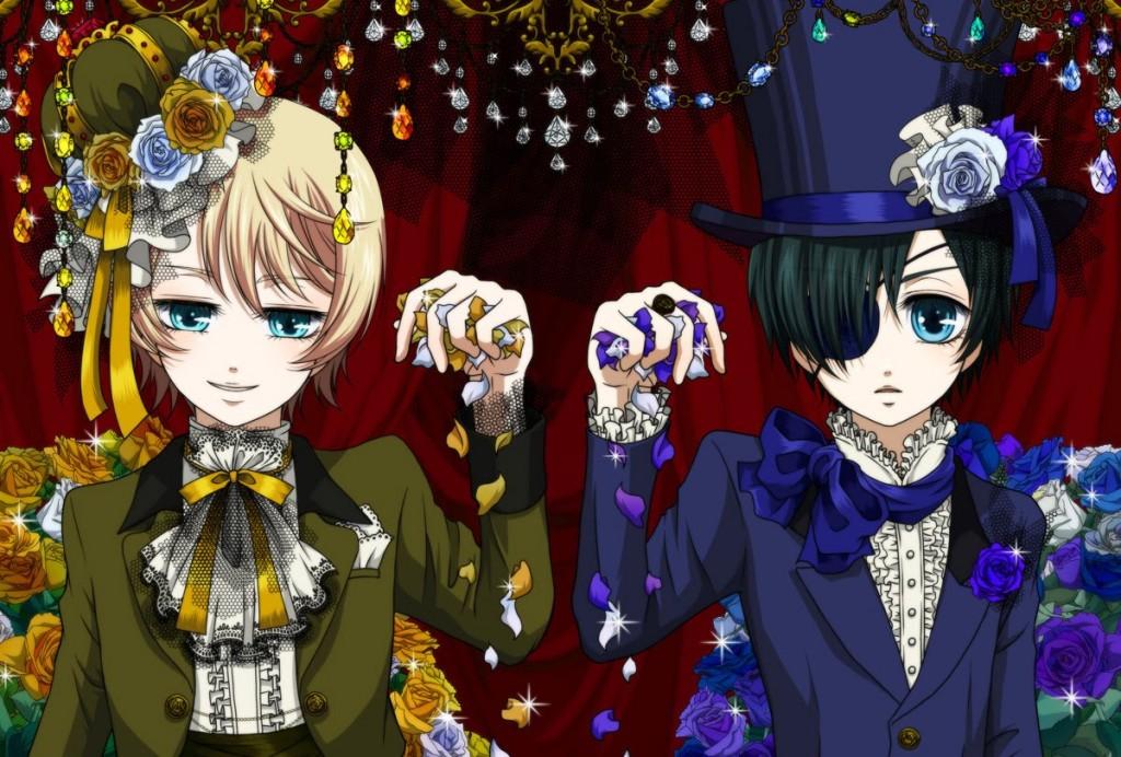 Kuroshitsuji 2 wallpapers HD