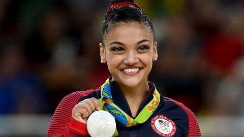 Laurie Hernandez wallpapers high quality