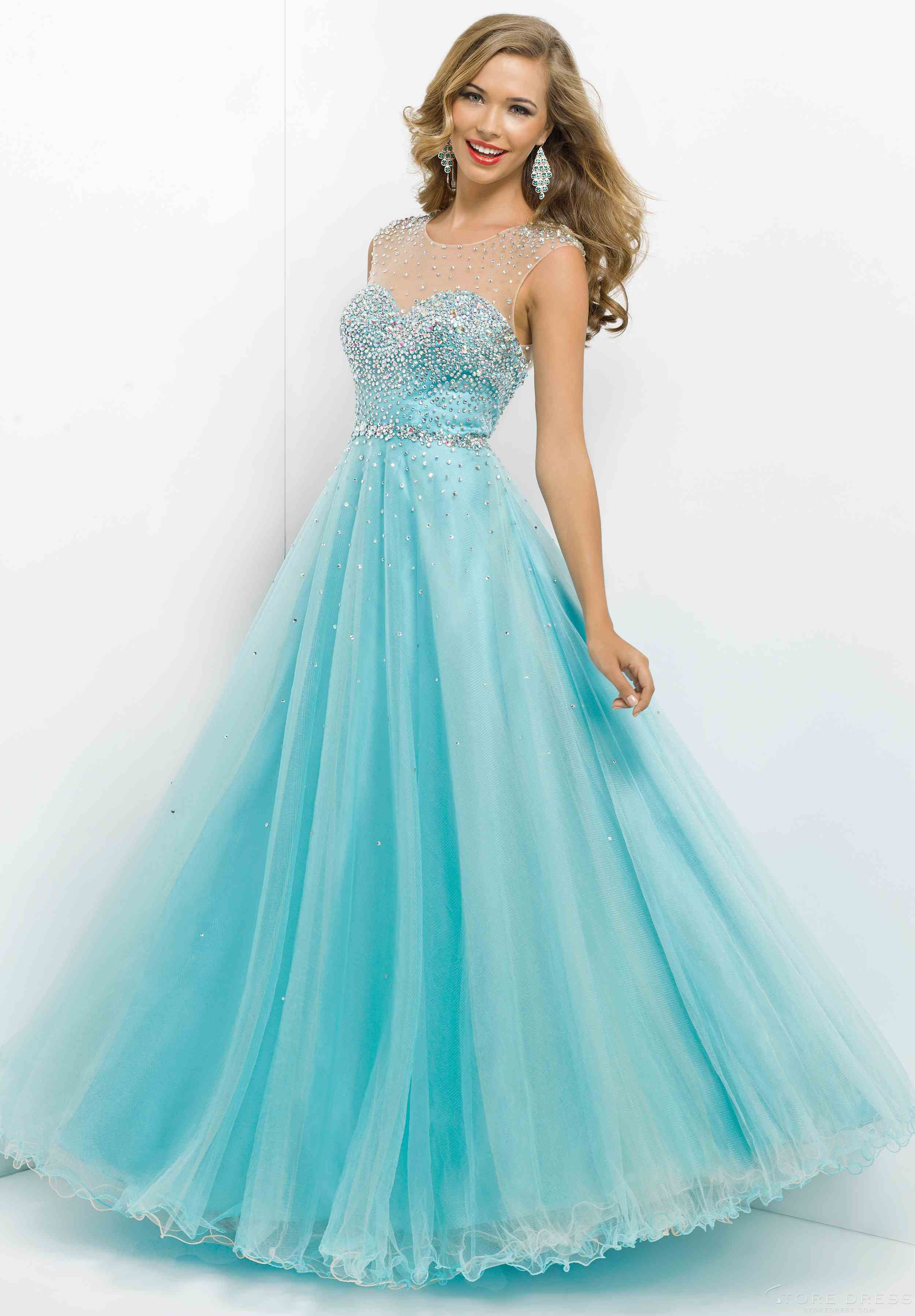 Prom Dress Wallpaper