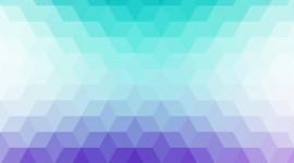 Purple Square Wallpaper
