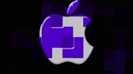 Purple Square Wallpaper Free
