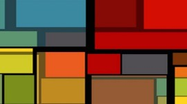 Rectangles Wallpaper For IPhone