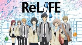 Relife Wallpaper