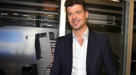 Robin Thicke Wallpaper Download Free