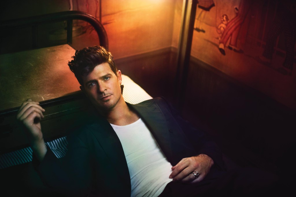 Robin Thicke wallpapers HD