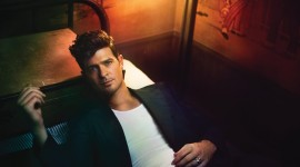 Robin Thicke Wallpaper For PC