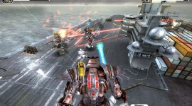 Robot Games Wallpaper