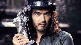 Russell Brand Wallpaper Background