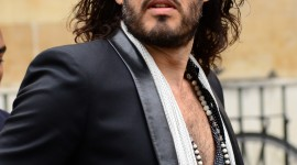 Russell Brand Wallpaper For IPhone Free